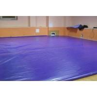 Борцовский ковёр 12х12х0,04м,Одноцветный